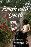 Cover for 'Brush with Death'