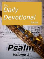 Cover for 'The Daily Devotional Series: Psalm, volume 2'