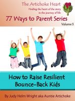Cover for 'How To Raise Resilient Bounce Back Kids'