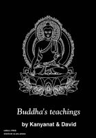 Cover for 'Buddha's teachings'