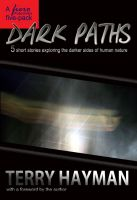 Cover for 'Dark Paths'