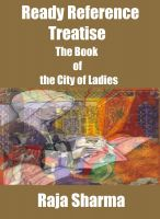 Cover for 'Ready Reference Treatise: The Book of the City of Ladies'