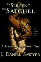 Cover for 'The Serpent and the Satchel'