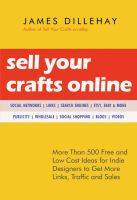 Cover for 'Sell Your Crafts Online'