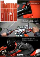 Cover for 'Ultimate Motorbike Guide (UK Edition)'