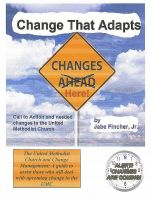Cover for 'Change That Adapts'