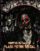 Cover for 'Morpheus Tales Flash Fiction Horror Special Ebook'