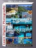 Cover for 'Learn Digital Photography - Traditional and Underwater'