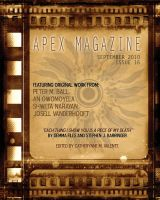 Cover for 'Apex Magazine - September 2010 (Issue 16)'