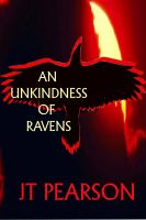 Cover for 'An Unkindness of Ravens'