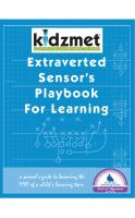 Cover for 'Extraverted Sensor's Playbook for Learning'