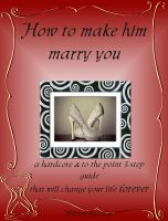 Cover for 'How to make him marry you'