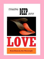 Cover for 'Digging Deep into Love'