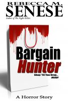 Cover for 'Bargain Hunter: A Horror Story'