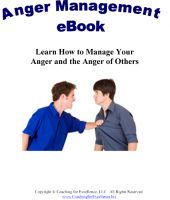 Cover for 'Anger Management'