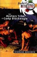 Cover for 'The Mystery Tribe of Camp Blackeagle'