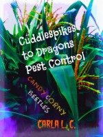 Cuddlespikes to Dragons Pest Control: Candy Corny Beetles