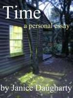 Cover for 'Time'