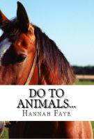 Cover for 'Do To Animals'