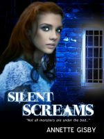 Cover for 'Silent Screams'
