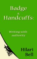 Cover for 'Badge & Handcuffs: Writing with authority'