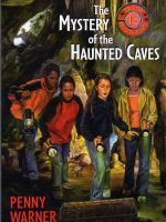 Cover for 'The Mystery of the Haunted Caves'