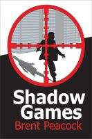 Cover for 'Shadow Games'