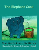 Cover for 'The Elephant Cook'
