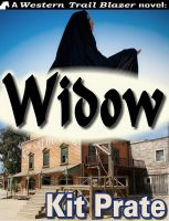 Cover for 'Widow'