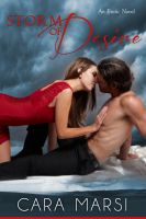 Cover for 'Storm of Desire'