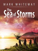 Cover for 'Lodestone Book One: The Sea of Storms'