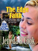Cover for 'The Edge of Faith'