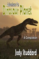 Cover for 'Adventures On Dinosaur Planet'