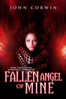 Cover for 'Fallen Angel of Mine'