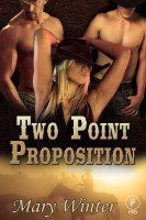 Cover for 'Two Point Proposition'