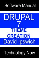 Cover for 'Drupal 7 Theme Creation'