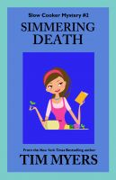 Cover for 'Simmering Death (Slow Cooker Mystery Series)'