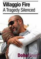 Cover for 'Villaggio Fire: A Tragedy Silenced'