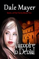 Cover for 'Vampire in Denial'