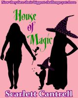 Cover for 'House of Magic'