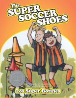 Cover for 'Super Soccer Shoes'