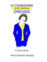 Cover for 'Ultramarine and Yellow Dreams'