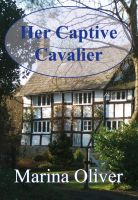 Cover for 'Her Captive Cavalier'