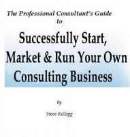 Cover for 'How to Successfully Start, Market & Run your own Consulting Practice'