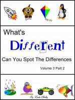 Cover for 'What's Different Volume 3 Part 2'