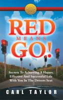Cover for 'Red Means Go!'