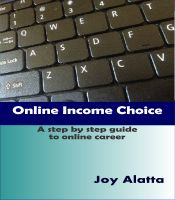 Cover for 'Online Income Choice'