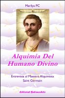 Cover for 'Alquimia Del Humano Divino'