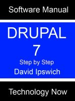 Cover for 'Drupal 7 Manual'