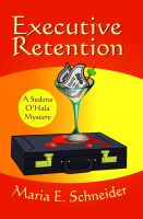 Cover for 'Executive Retention'